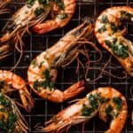 baked prawns recipe