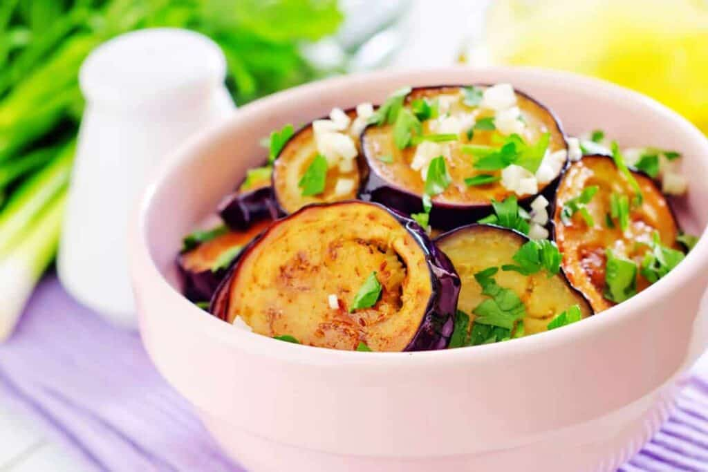 fried eggplant recipe